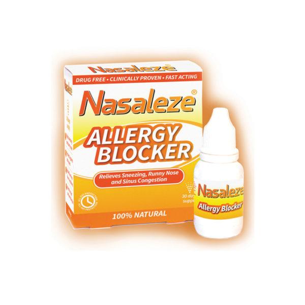 Nasaleze allergy symptoms remedy