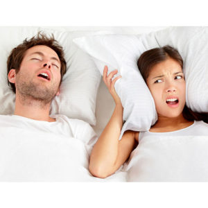 Asonor Disturbed Partner in bed
