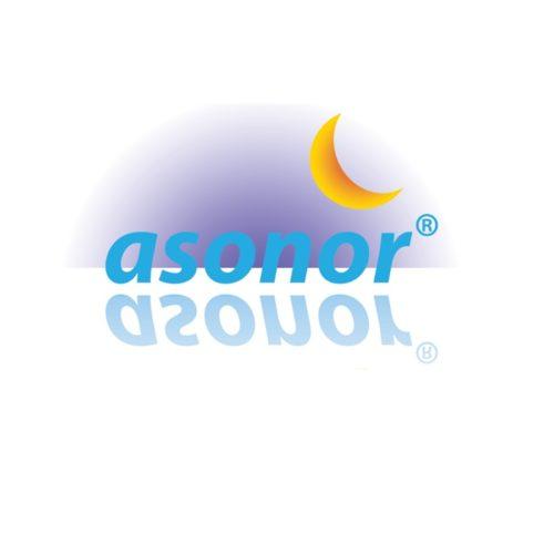asonor stop snoring logo