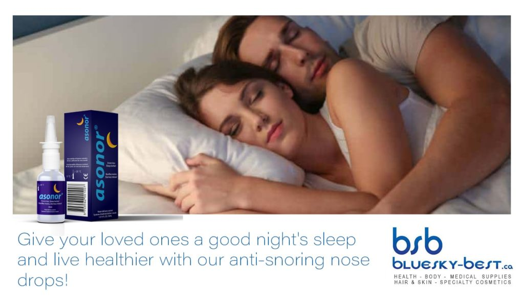 Asonor gives your loved ones a good night sleep